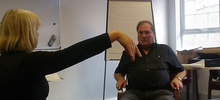 MHFA arm technique