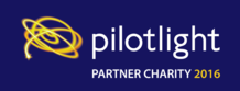 Pilotlight Partner Charity 2016
