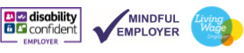 Disability Mindful   Living wage employer